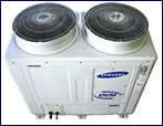 Sumsung DVM Systems aircons