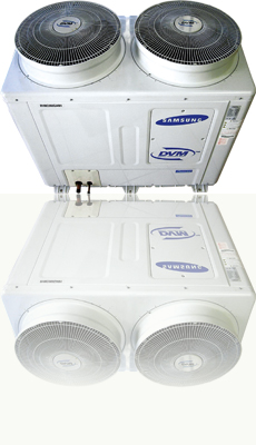 Samsung's Digital Variable Multisystem (airconditioning)