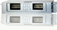 Alliance Air Ducted split aircon