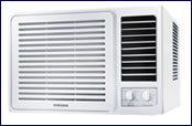 SAMSUNG window wall units aircons